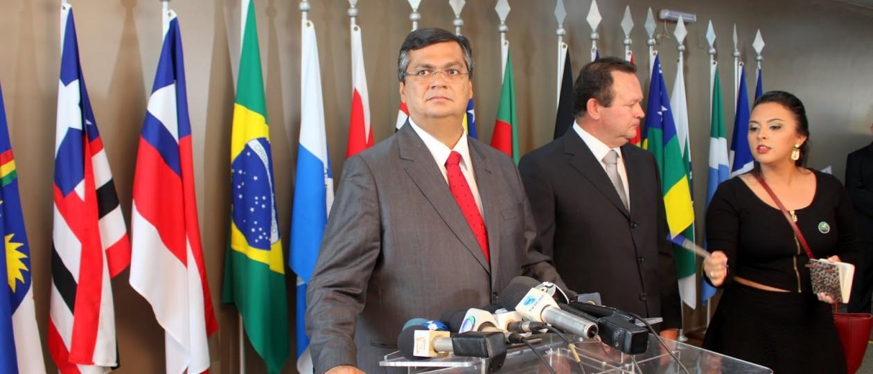 Flávio Dino desiste de concurso público para a Saúde; salário ultrapassaria R$ 19 mil