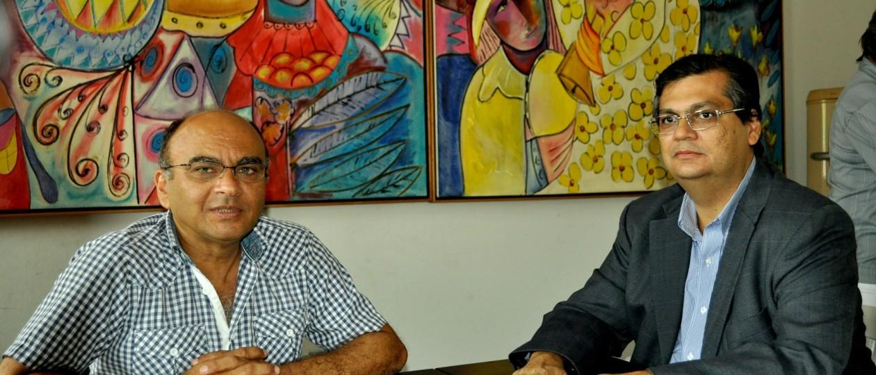 Mais um secretário abriga esposa no gabinete de Flávio Dino