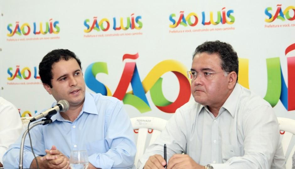 Mesmo sem vice, Prefeitura de São Luís vai gastar R$ 773 mil com gabinete de vice-prefeito