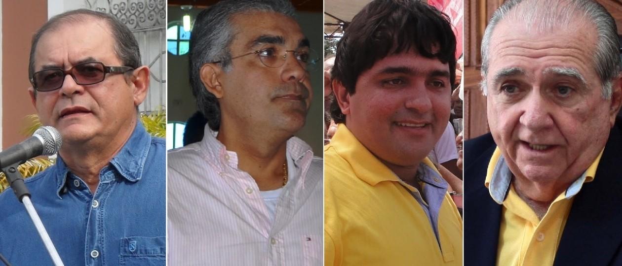 Veja quem são os prefeitos e ex-prefeitos do MA investigados por agiotagem