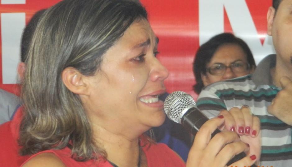 Suspeitas de caixa na Saúde para beneficiar Rosângela Curado em 2016