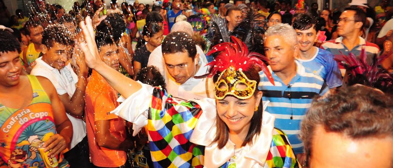 Medo de ser presa afasta Roseana Sarney de Carnaval no Maranhão