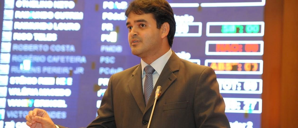 Rubens Pereira Jr é escolhido vice-líder do PCdoB em Brasília
