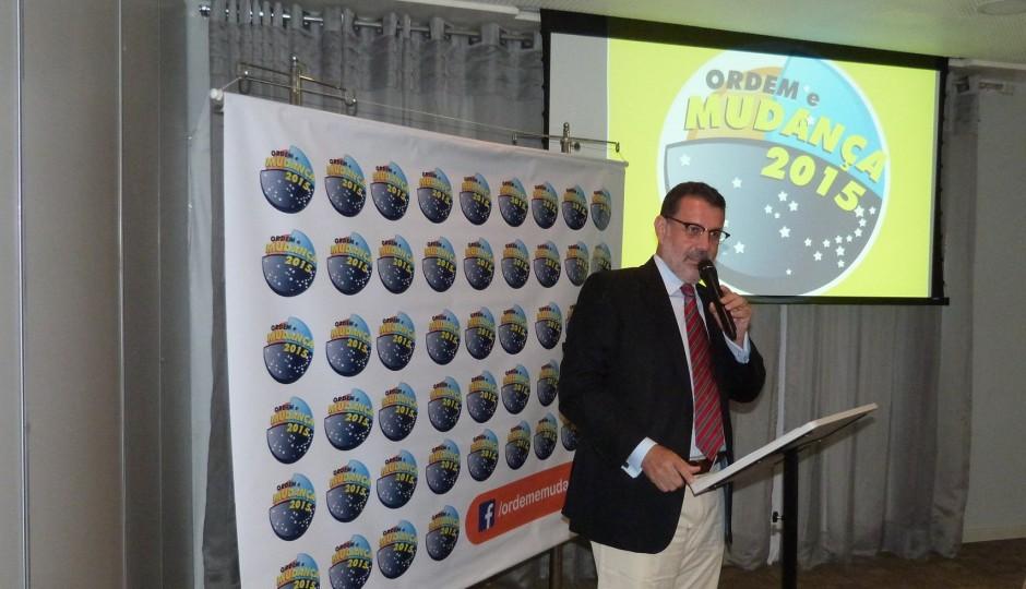 """""""Ordem e Mudança 2015""""apresenta proposta de candidatura à OAB-MA"""