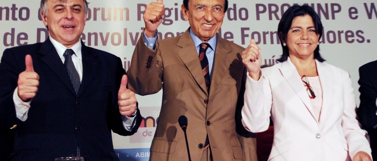 Roseana Sarney discutiu propina pessoalmente com ex-diretor da Petrobras