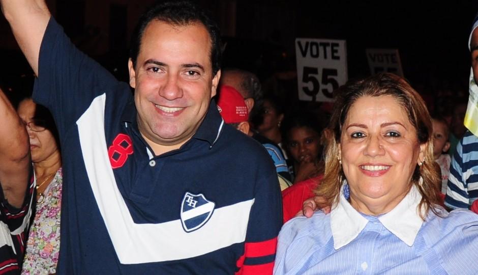 Ex-prefeita de Dom Pedro vai passar cinco dias na cadeia; Eduardo DP está foragido
