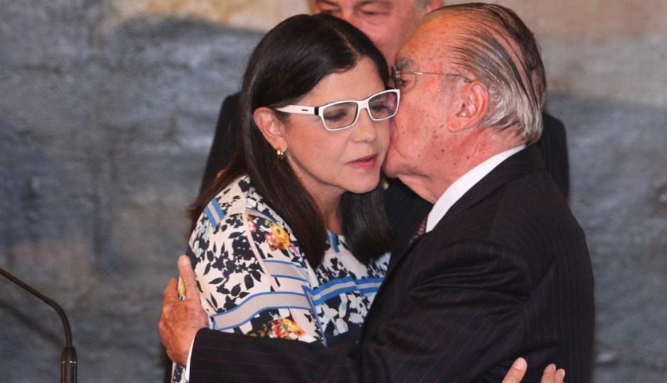 Teori manda apurar planilhas de doações da Odebrecht; lista tem Sarney e Roseana