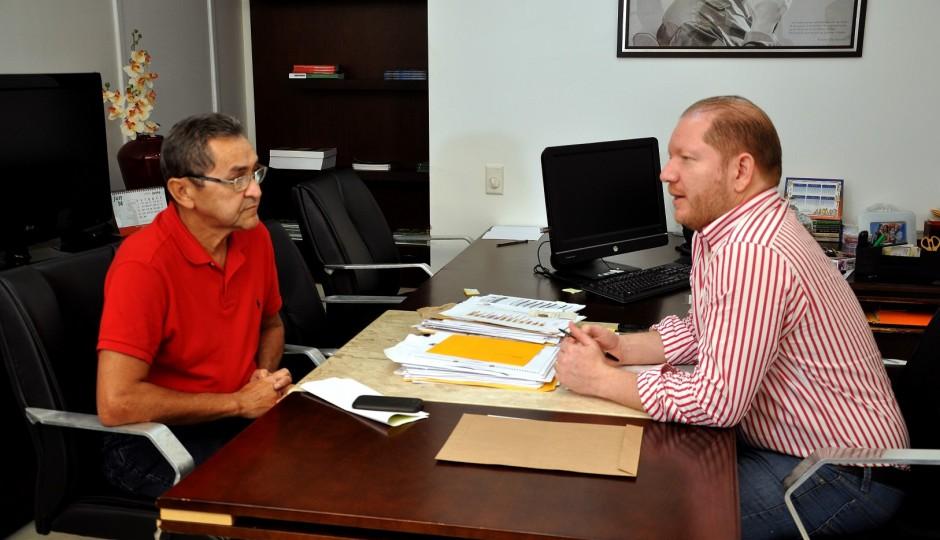 Sócio de Jorge Murad mantém contrato de R$ 2,2 milhões no governo Flávio Dino