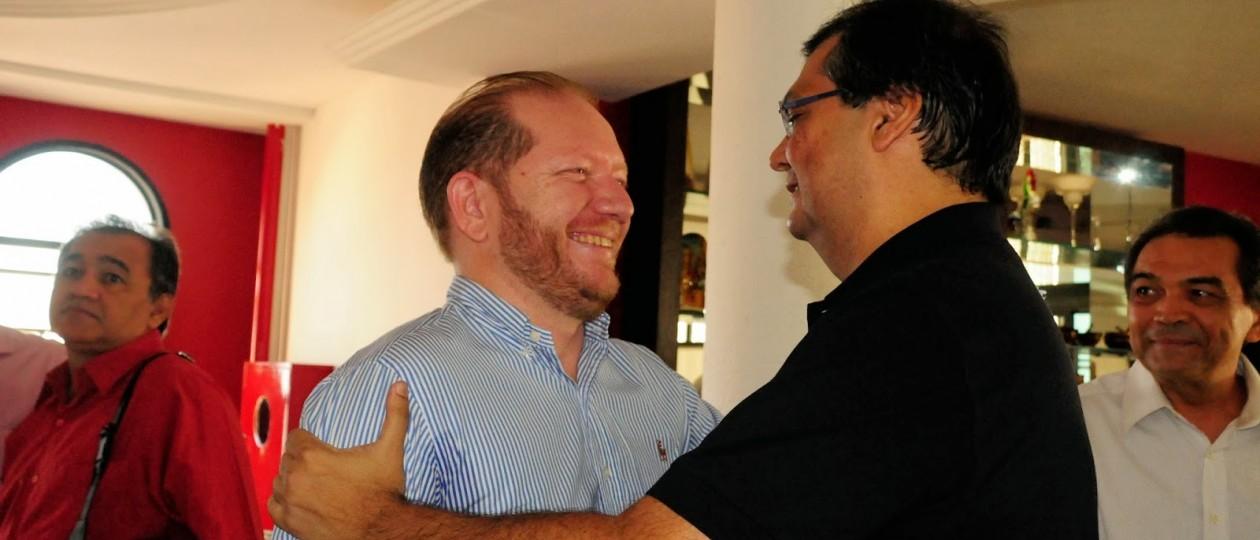 Othelino Neto emplaca sogro em alto cargo no governo Flávio Dino