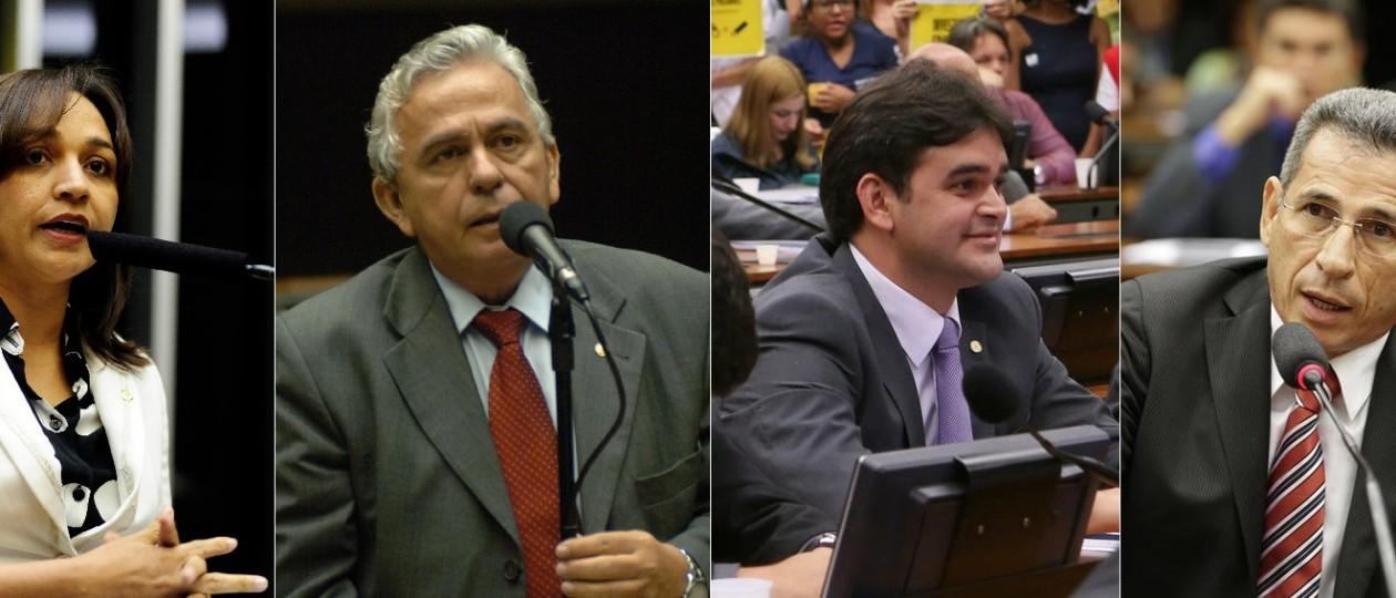 Apenas quatro federais do Maranhão votaram contra a PL da terceirização; veja lista