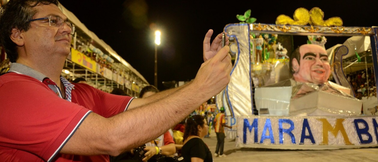 Dino gastou quase R$ 12 milhões com Carnaval e apenas R$ 848 mil com policiamento