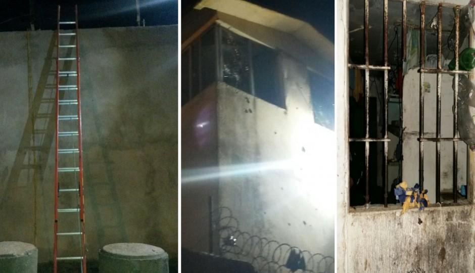 SSP e Sejap permitiram que resgatados usassem celular no Complexo de Pedrinhas