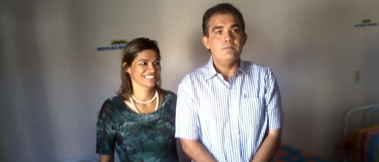 Agiotagem no MA: Saúde em Coelho Neto era comandada por Rosângela Curado