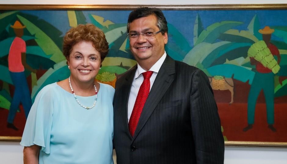 Para mostrar que houve avanços no MA, Flávio Dino ataca governo Dilma Rousseff
