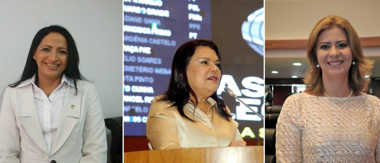 Deputadas peitam Humberto Coutinho e assinam PCCV dos servidores da Assembleia