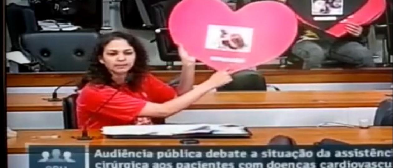 Caso de atendimento a bebê negado por Flávio Dino vai parar no Senado Federal