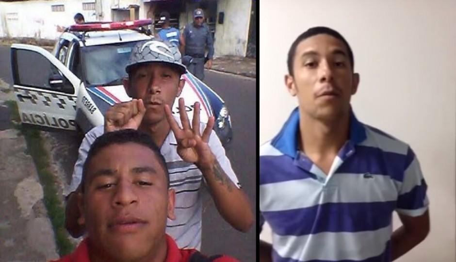 Detido pede desculpas ao 9º Batalhão da PM-MA após fazer selfie exaltando o Bonde dos 40