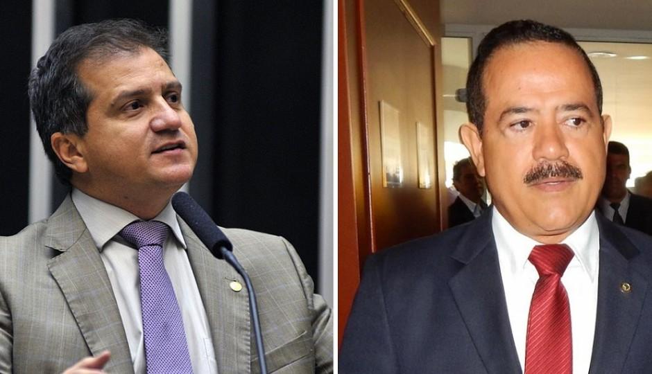 Simplício Araújo e Raimundo Louro trocam acusações de desvio de dinheiro público