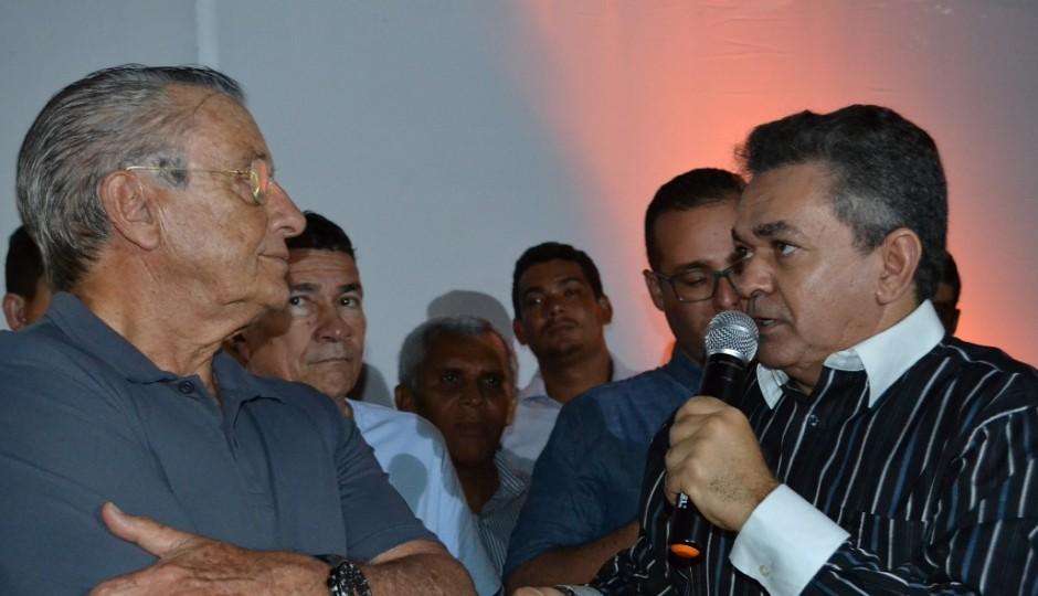 Antônio Pereira promete eleger Zé Reinaldo senador em reunião com prefeitos e lideranças