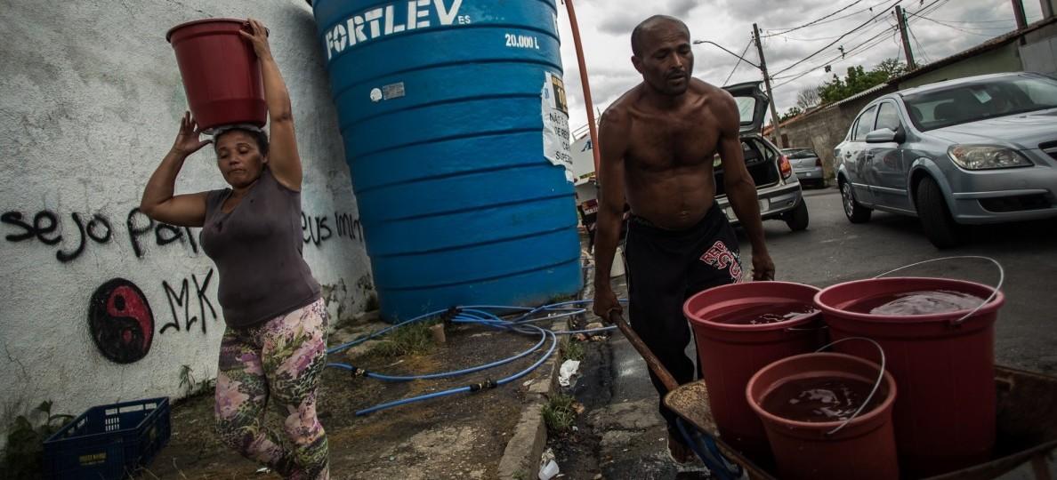 Desligamento do Italuís deixa Itaqui-Bacanga e outros bairros da capital sem água