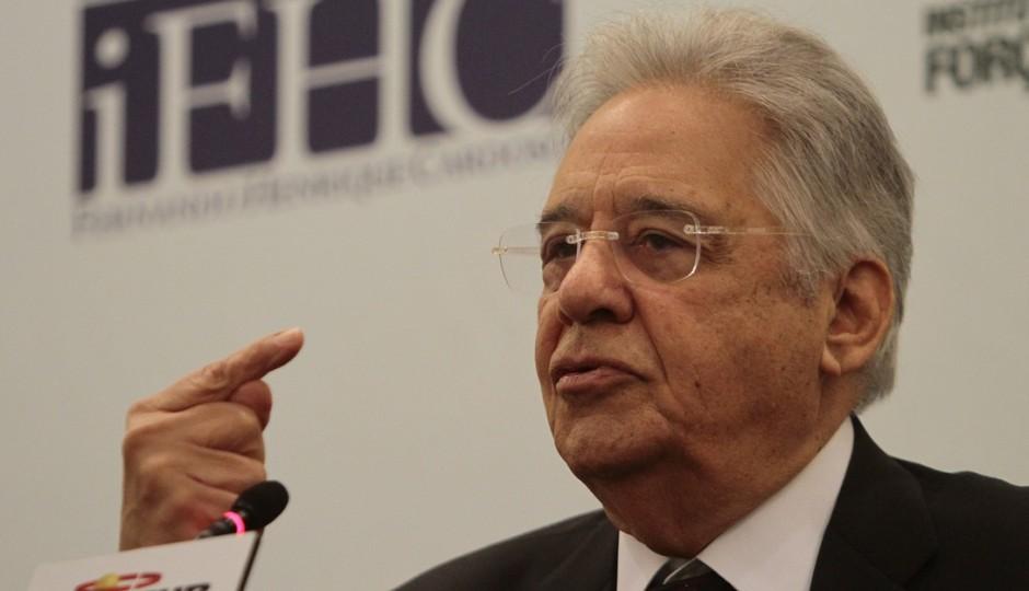 """FHC dá chega pra lá em Lula e Dilma: """"Momento não é para aproximações"""""""