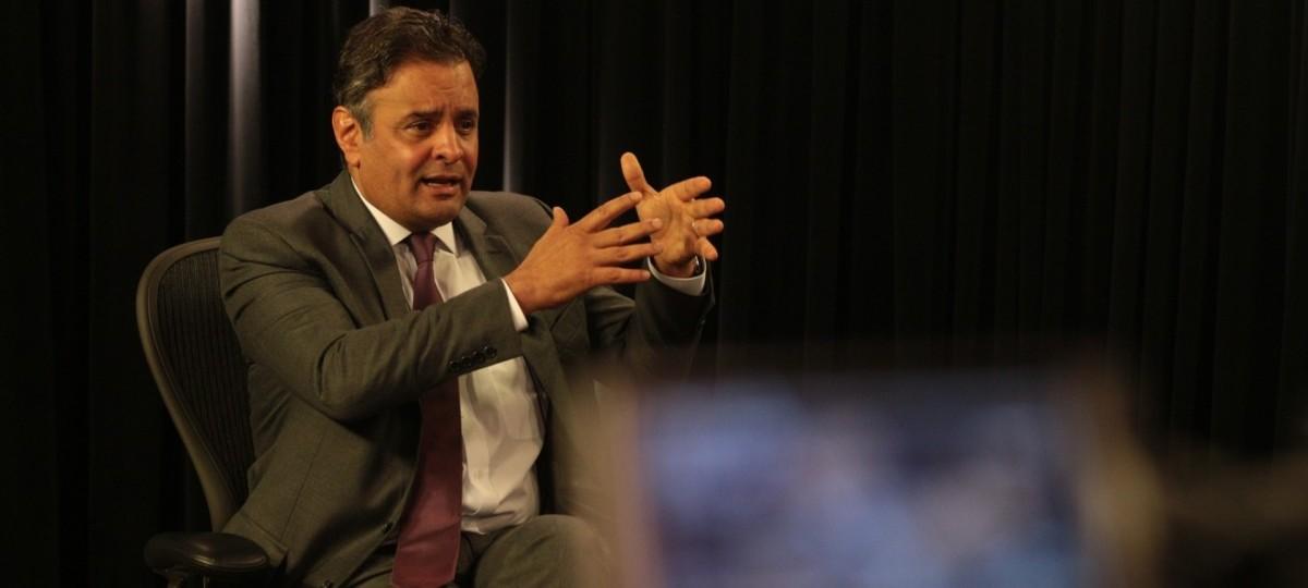 Ibope: Aécio Neves venceria Lula se eleição fosse hoje