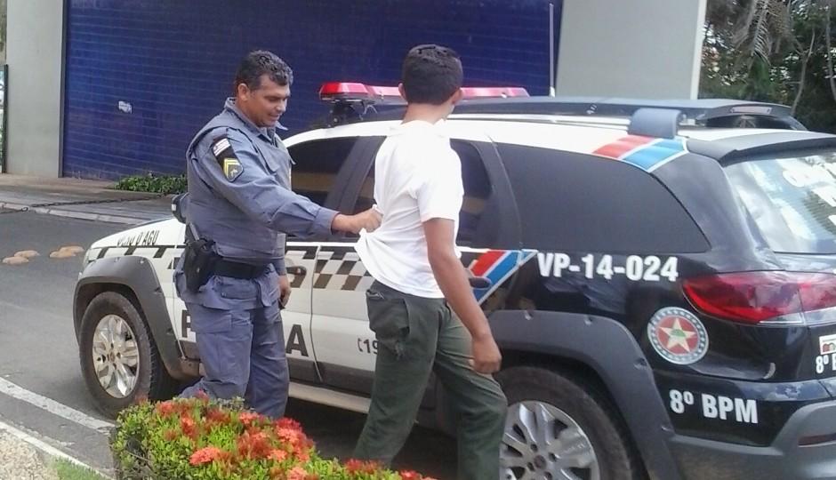 Ladrão assalta mulher dentro das dependências da Assembleia Legislativa do MA