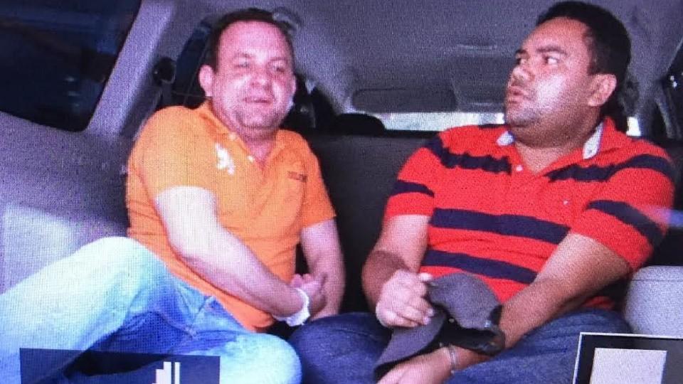 Bom Jardim: Beto Rocha e Antônio Cesarino já estão presos em Pedrinhas