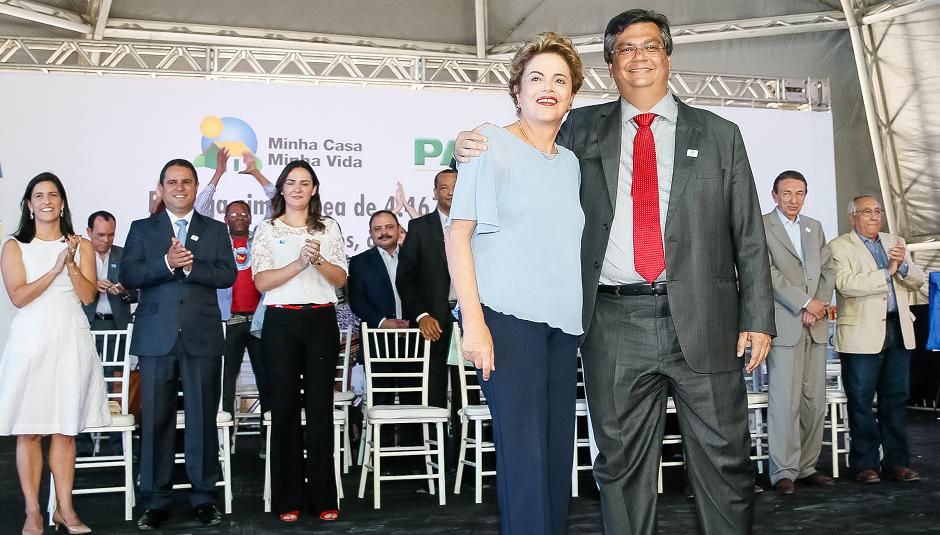 Refinaria: Mais um deputado federal critica Flávio Dino por não cobrar Dilma Rousseff