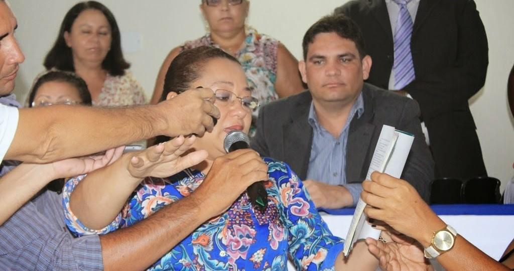 Precipitação de vice inviabiliza Câmara de afastar Lidiane da Prefeitura de Bom Jardim