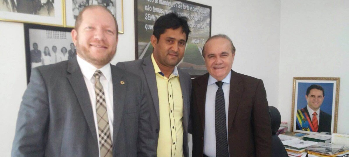 Envolvido na Máfia da Agiotagem é o mais novo deputado estadual do Maranhão