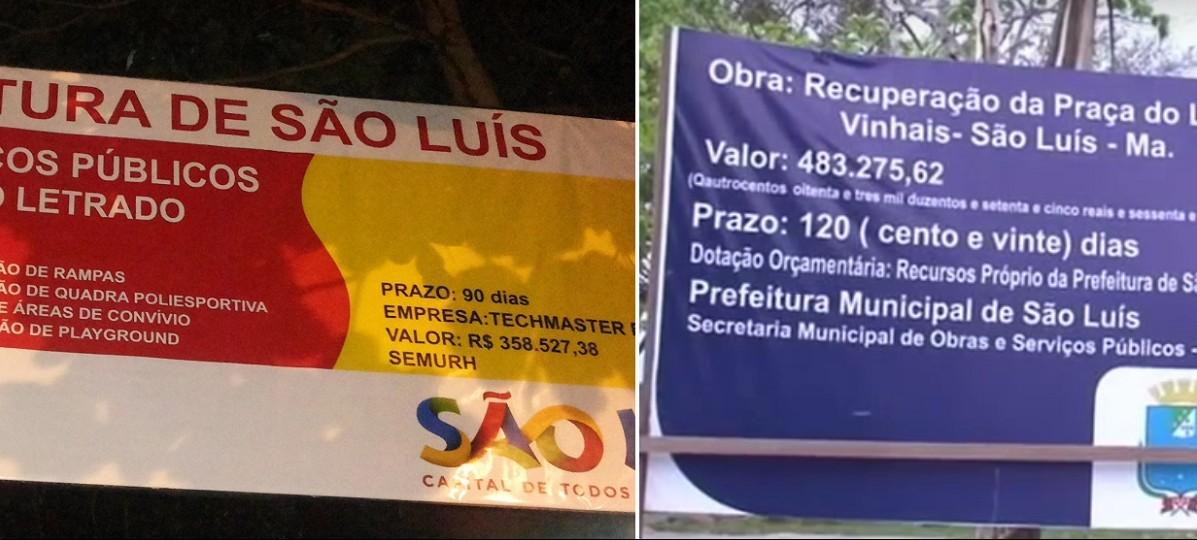 Prefeitura de São Luís destina dois orçamentos para reforma da Praça do Letrado