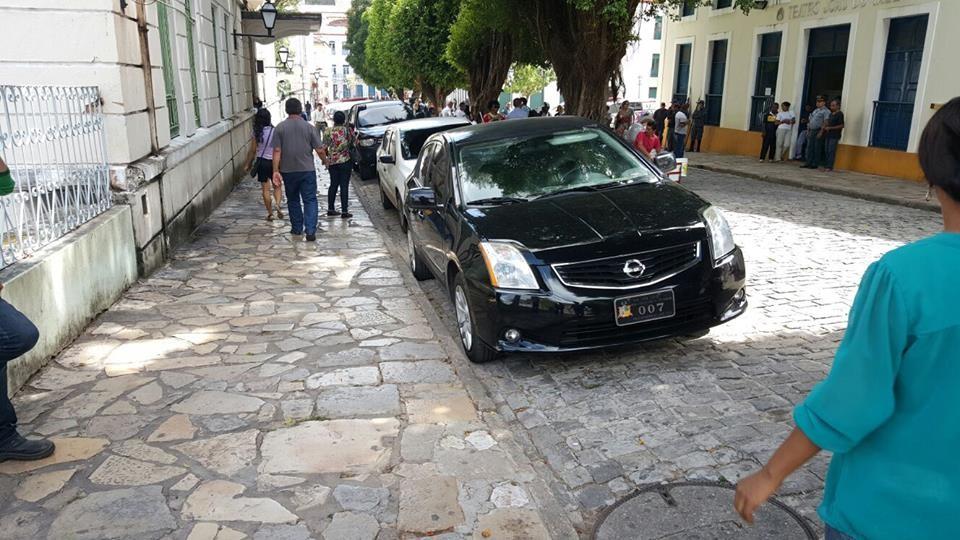Subprefeito confessa que flagrou mas não guinchou carros da Cúpula da PM-MA