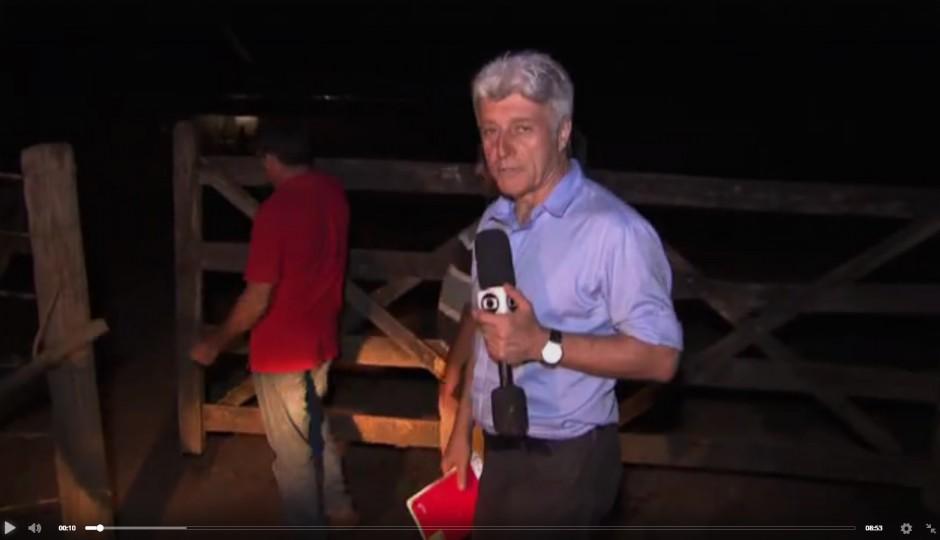 Profissão Repórter mostra que crianças ainda andam de pau de arara no Maranhão