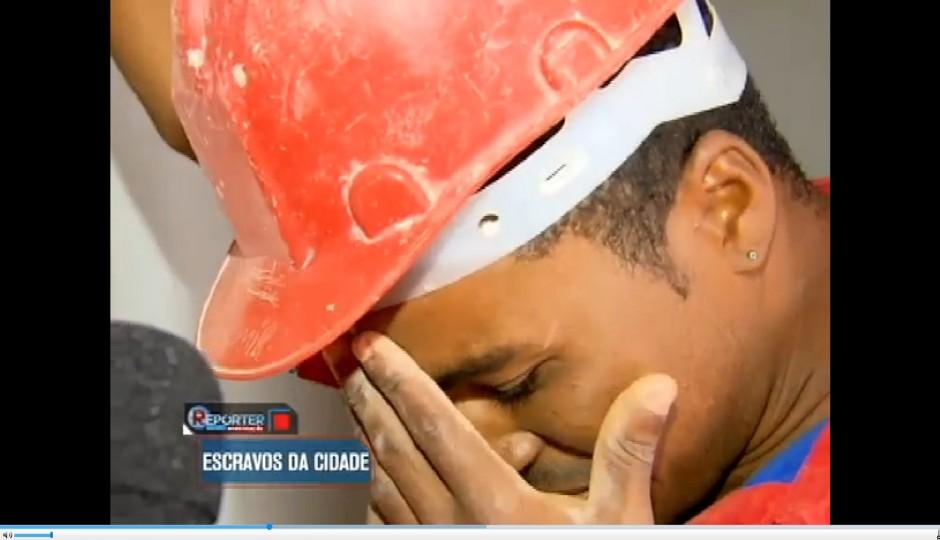 Repórter Record vai mostrar maranhenses em condições humilhantes de trabalho em SP