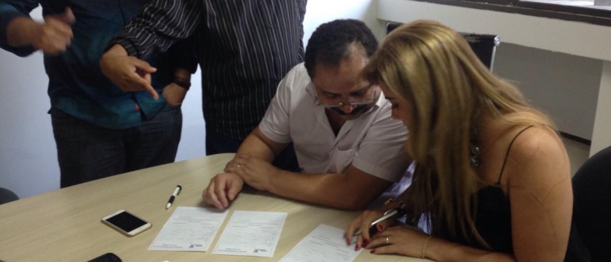 Agora é oficial: Sandra Lima se filia ao PP e vai disputar vaga na Câmara de São Luís