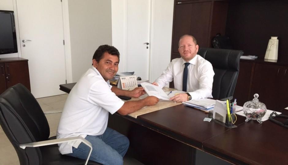 Toinho do Juvenil garante que condenação no TCE será resolvida por Othelino Neto