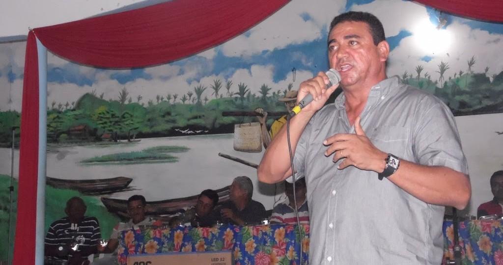 São João Batista: Justiça manda comunicar a bancos afastamento de Amarildo Pinheiro