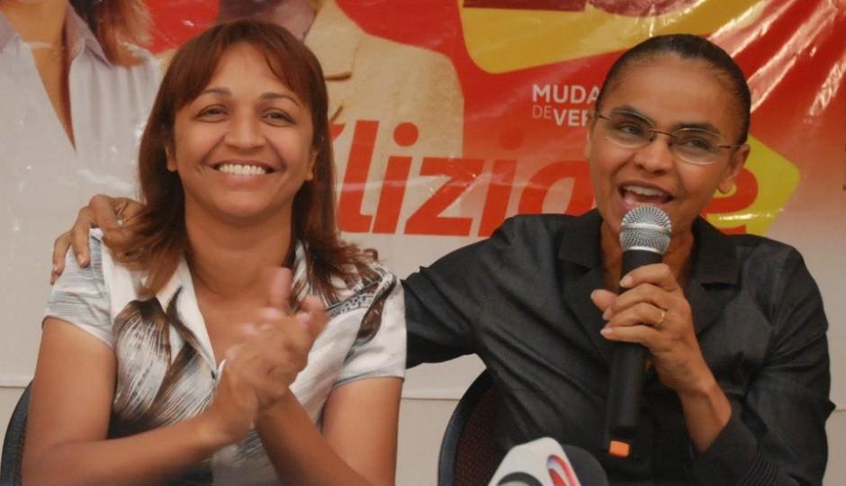 Eliziane Gama se filia à Rede Sustentabilidade e será líder do partido na Câmara