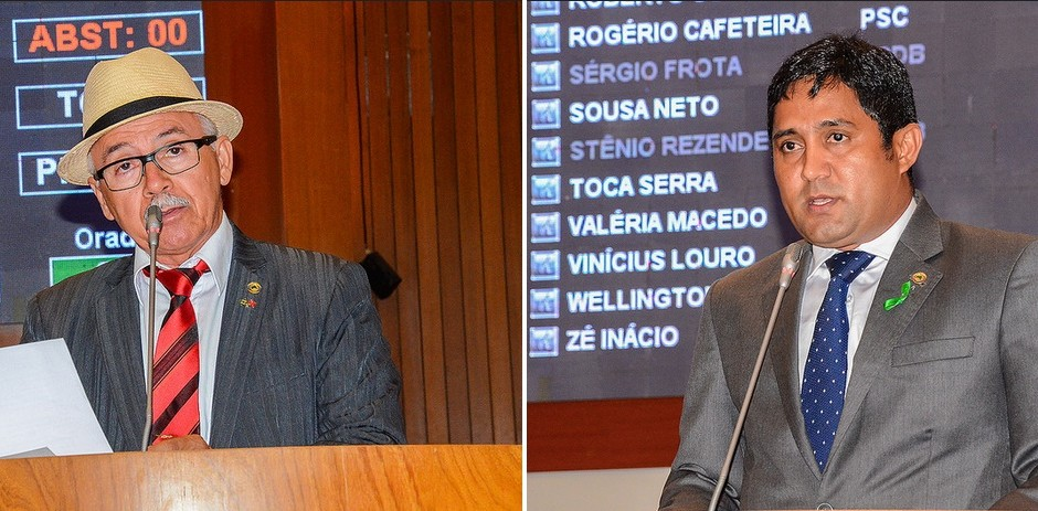 Palácio dos Leões manda Fernando Furtado e Toca Serra abrandarem discussões