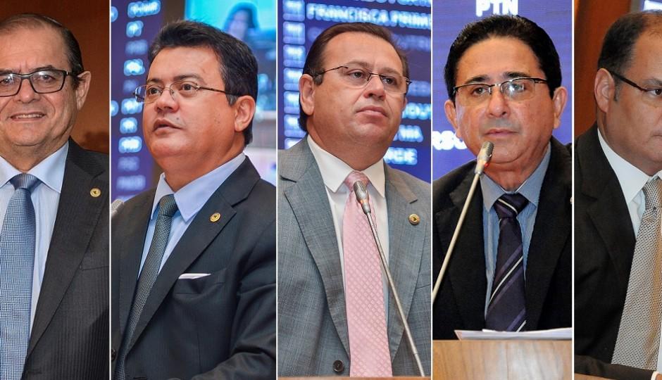 Humberto Coutinho levará Rigo, Stênio, Hemetério e Rogério Cafeteira para o PPS