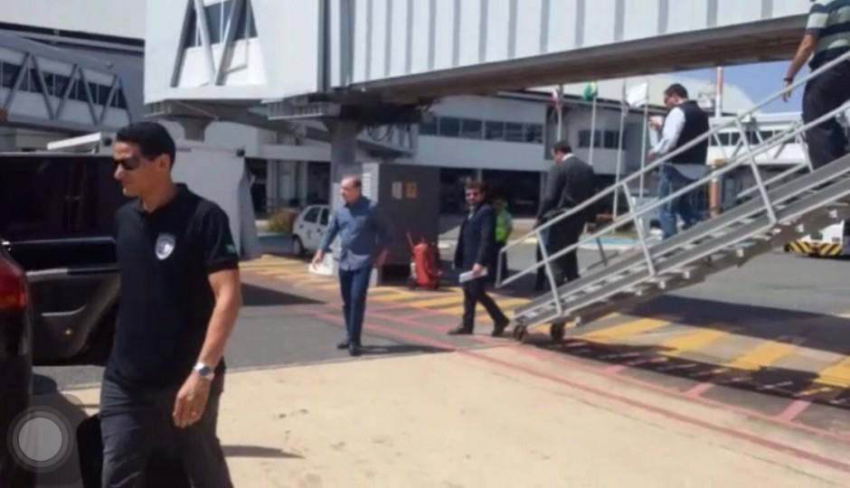 João Abreu deve ser encaminhado para sala de Estado Maior ou para prisão domiciliar