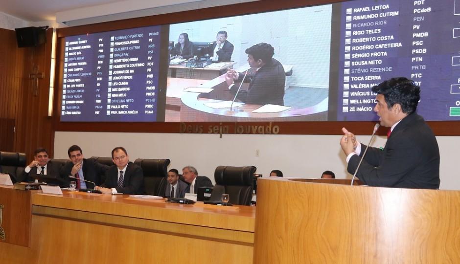 """Wellington enquadra Rafael Leitoa em embate sobre """"Bolsa Eleição"""" de R$ 33,2 milhões"""