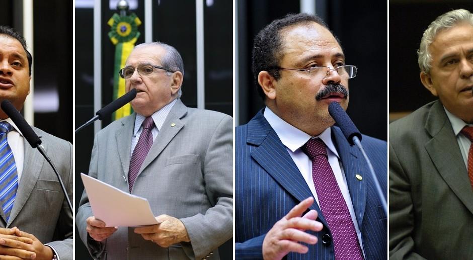 Quatro deputados do MA são investigados no STF por suspeita de corrupção