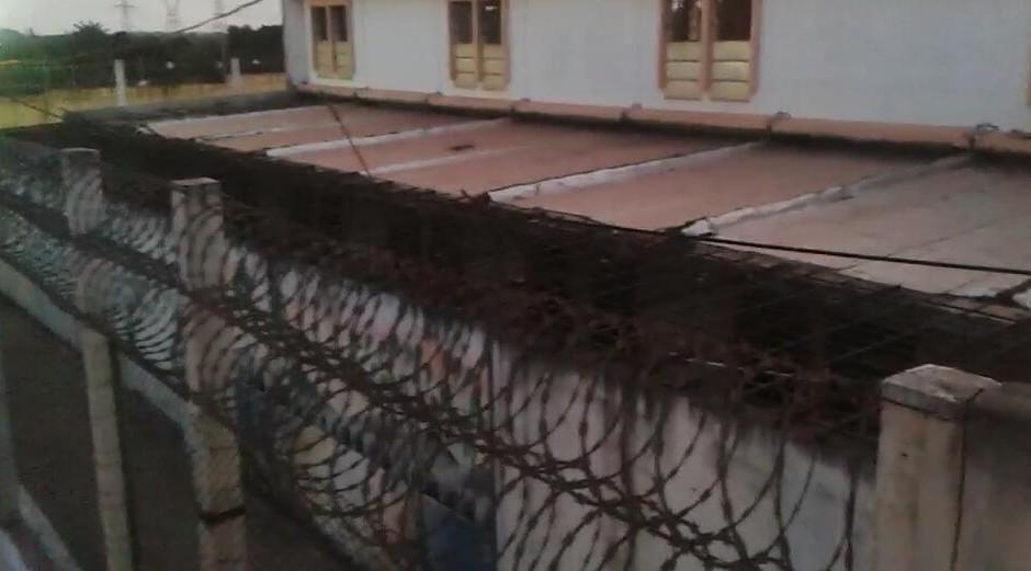 Presos quebram pavilhão Gama do CDP de Pedrinhas