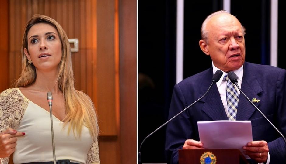 Andrea Murad ameaça hegemonia de três décadas de João Alberto no PMDB-MA