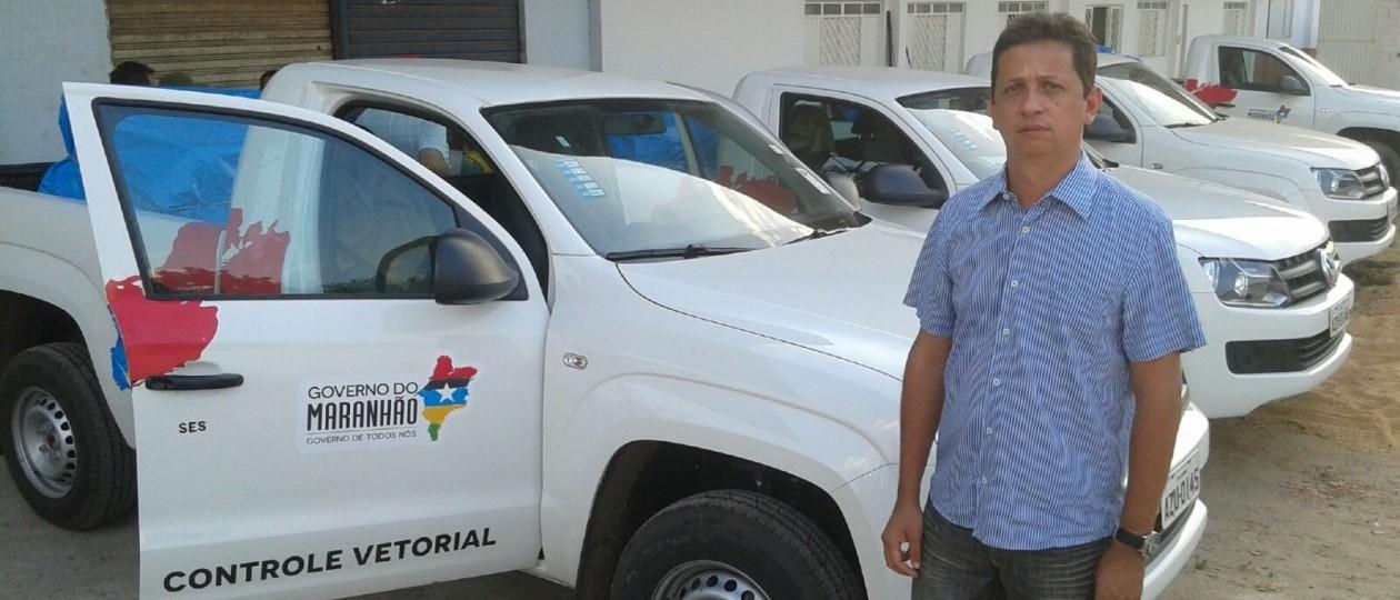 Carros fumacê iniciam trabalhos de combate ao mosquito da dengue em Açailândia