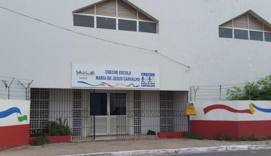 Descaso da Prefeitura de São Luís em creche escola pode causar tragédia