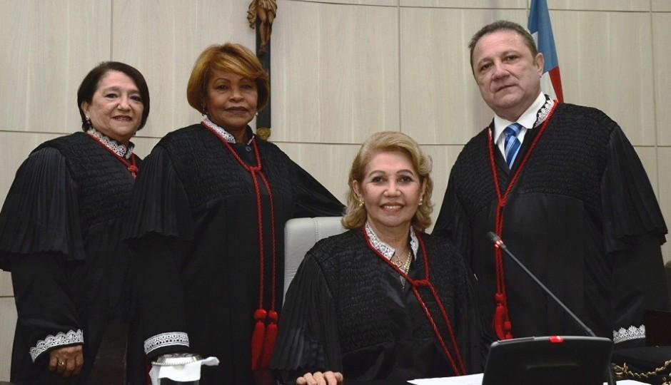 Eleita nova mesa diretora do Poder Judiciário do Maranhão