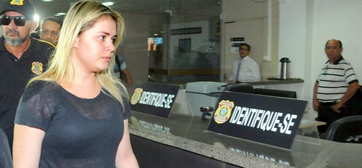 Lidiane Leite é afastada da prefeitura pela quinta vez por suspeita de corrupção